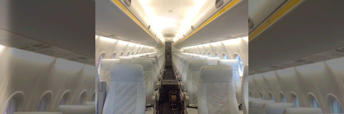 Bombardier DHC8 LED Cabin Light
